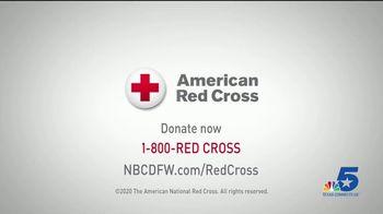 American Red Cross TV Spot, 'NBC 5 Dallas: Brave' - Thumbnail 10