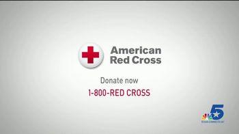 American Red Cross TV Spot, 'NBC 5 Dallas: Brave' - Thumbnail 8