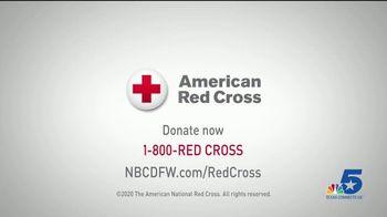 American Red Cross TV Spot, 'NBC 5 Dallas: Brave' - Thumbnail 9