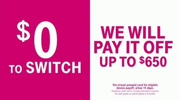 T-Mobile Magenta MAX TV Spot, 'Upping the Benefits Without Upping the Price' - Thumbnail 8