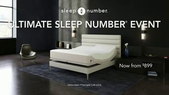 Ultimate Sleep Number Event TV Spot, 'Final Days: Save 50% and No Interest for 24 Months' - Thumbnail 1