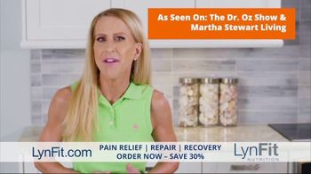 LynFit Pain Relief Repair and Recovery System TV Spot, 'Aches and Pains' - Thumbnail 2