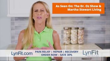 LynFit Pain Relief Repair and Recovery System TV Spot, 'Aches and Pains' - Thumbnail 3