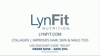 LynFit Pain Relief Repair and Recovery System TV Spot, 'Aches and Pains: Save 25%' - Thumbnail 10
