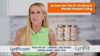 LynFit Pain Relief Repair and Recovery System TV Spot, 'Aches and Pains: Save 25%' - Thumbnail 2