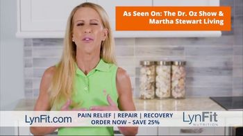 LynFit Pain Relief Repair and Recovery System TV Spot, 'Aches and Pains: Save 25%' - Thumbnail 3