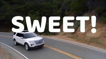 Larry H. Miller Dealerships Sweetheart Sale TV Spot, 'Sweet New Ride'