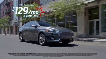 Ford Presidents Day TV Spot, 'In Honor: Fusion' [T2] - Thumbnail 7