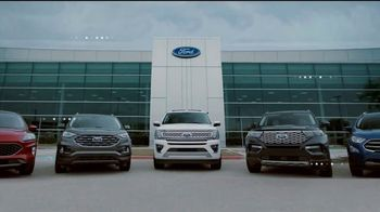 Ford Presidents Day TV Spot, 'In Honor: Fusion' [T2] - Thumbnail 2