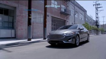 Ford Presidents Day TV Spot, 'In Honor: Fusion' [T2] - Thumbnail 4