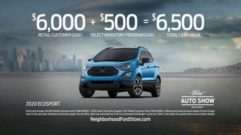 Ford Auto Show Sales Event TV Spot, 'The Latest Innovations' [T2] - Thumbnail 9
