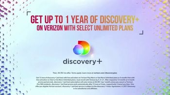 Discovery+ TV Spot, 'One Year for Verizon Customers' - Thumbnail 8
