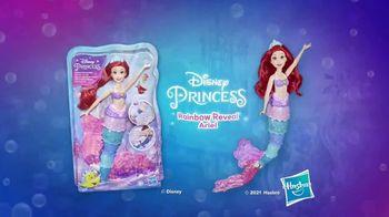 Disney Princess Rainbow Reveal Ariel TV Spot, 'Dive In' - Thumbnail 10
