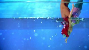 Disney Princess Rainbow Reveal Ariel TV Spot, 'Dive In'