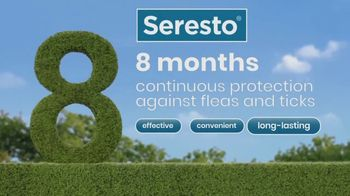 Seresto TV Spot, 'Fight Fleas and Ticks' - Thumbnail 5