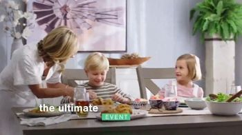 Ashley HomeStore Ultimate Event TV Spot, '25% Off and No Interest'