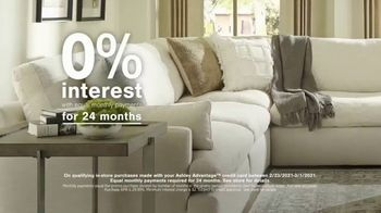 Ashley HomeStore Ultimate Event TV Spot, '25% Off and No Interest' - Thumbnail 7