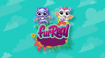 furReal Friends Airina the Unicorn and Flutter the Kitten TV Spot, 'Discover' - Thumbnail 2