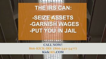 KickIRS.com TV Spot, 'Most Feared Agency' - Thumbnail 4
