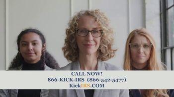 KickIRS.com TV Spot, 'Most Feared Agency' - Thumbnail 7