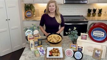 Wisconsin Cheese TV Spot, 'Pride and Passion' Featuring Laura Dellutri - Thumbnail 1