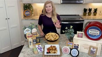 Wisconsin Cheese TV Spot, 'Pride and Passion' Featuring Laura Dellutri - Thumbnail 10