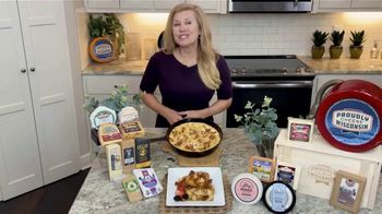 Wisconsin Cheese TV Spot, 'Pride and Passion' Featuring Laura Dellutri - Thumbnail 2