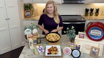 Wisconsin Cheese TV Spot, 'Pride and Passion' Featuring Laura Dellutri