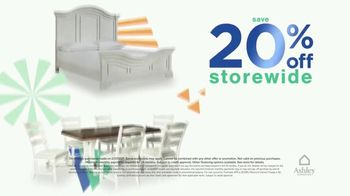 Ashley HomeStore Ultimate Event TV Spot, 'Save 20% Storewide and Financing' - Thumbnail 2