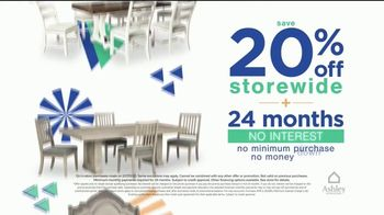 Ashley HomeStore Ultimate Event TV Spot, 'Save 20% Storewide' - Thumbnail 5