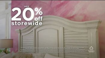 Ashley HomeStore Ultimate Event TV Spot, 'Save 20% Storewide' - Thumbnail 6
