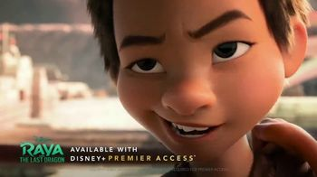 Disney+ TV Spot, 'New This Month: Marvel Studios and Raya and the Last Dragon' - Thumbnail 7