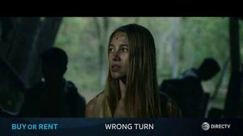 DIRECTV Cinema TV Spot, 'Wrong Turn'