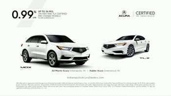 Acura Certified Pre-Owned TV Spot, 'Wherever You Go' [T2] - Thumbnail 6