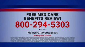 MedicareAdvantage.com TV Spot, 'Interview: Andromada' - Thumbnail 6