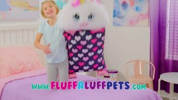 Happy Nappers Fluff-A-Luff Pets TV Spot, 'Can't Love Them Enough'