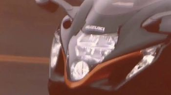 2022 Suzuki Hayabusa TV Spot, 'Are You Ready?'