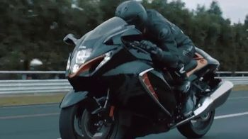 2022 Suzuki Hayabusa TV Spot, 'Are You Ready?' - Thumbnail 4