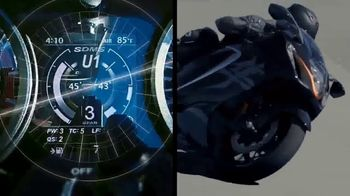 2022 Suzuki Hayabusa TV Spot, 'Are You Ready?' - Thumbnail 6
