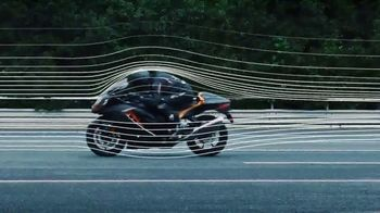 2022 Suzuki Hayabusa TV Spot, 'Are You Ready?' - Thumbnail 9