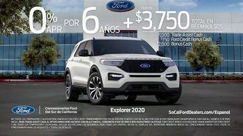 2020 Ford Explorer TV Spot, 'Para mí: Explorer' [Spanish] [T2] - Thumbnail 7