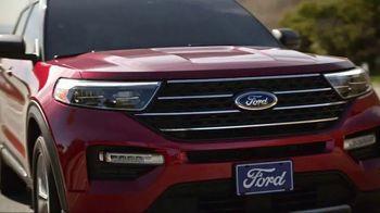 2020 Ford Explorer TV Spot, 'Para mí: Explorer' [Spanish] [T2] - Thumbnail 2