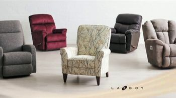 La-Z-Boy 2 Great Chairs Event TV Spot, \'Two Chairs for $799\'