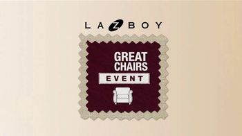 La-Z-Boy 2 Great Chairs Event TV Spot, 'Two Chairs for $799' - Thumbnail 1