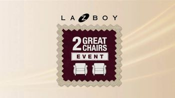 La-Z-Boy 2 Great Chairs Event TV Spot, 'Two Chairs for $799' - Thumbnail 2