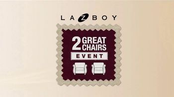 La-Z-Boy 2 Great Chairs Event TV Spot, 'Two Chairs for $799' - Thumbnail 6