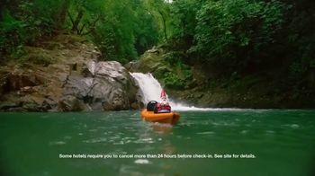Travelocity TV Spot, 'Kayak Paddles' - Thumbnail 6