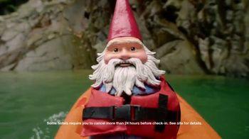 Travelocity TV Spot, 'Kayak Paddles' - Thumbnail 7