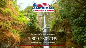 American Cruise Lines TV Spot, 'Cruise Close to Home' - Thumbnail 10