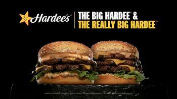 Hardee's The Big Hardee and The Really Big Hardee TV Spot, 'Cheese Hound' - Thumbnail 6
